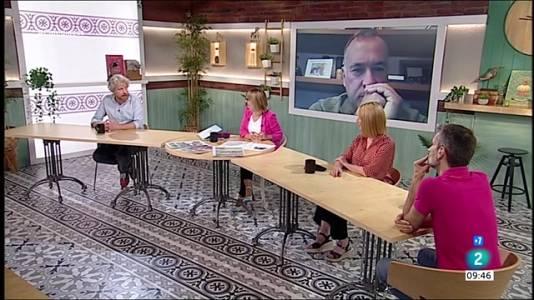 Lluís Mijoler, Emilio Morenatti i donar sang