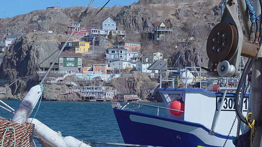 Terranova y Nueva Escocia