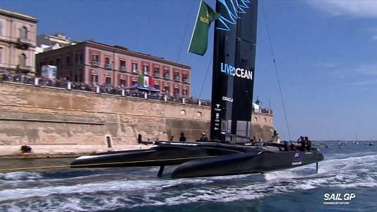 Sail GP. Resumen prueba Taranto