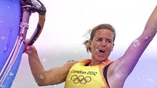 Marina Alabau, medalla de oro en Londres 2012 en vela
