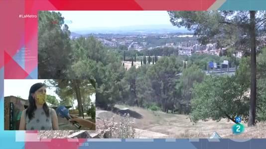 Polèmic camp golf, Llogar a Mataró i Visita Torre de la Creu