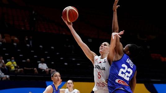 Campeonato de Europa Femenino: Serbia - Italia