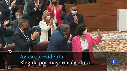 Informativo de Madrid 2        18/06/2021