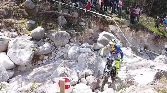 Trial - FIM TRIALGP. Campeonato del Mundo GP Italia. Prueba Tolmezzo