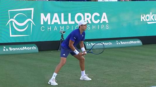 ATP 250 Torneo Mallorca:  J. Munar - T. Sandgren (1)