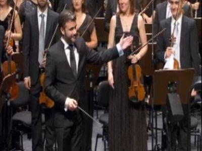 Pelechano ha dirigido en dos ocasiones a la Orquesta y Coro de RTVE
