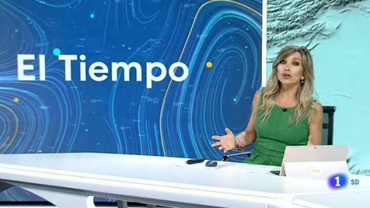 El Tiempo en la Comunidad de Madrid  21/06/2021