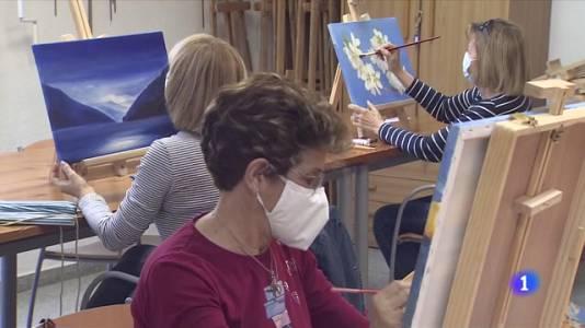 Abren los 213 centros de mayores en madrid