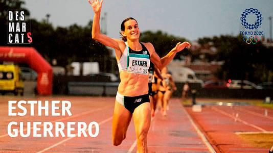 Esther Guerrero, atleta