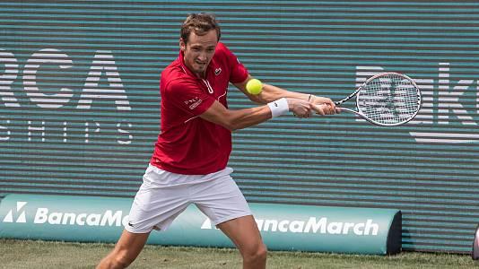 ATP 250 Torneo Mallorca: Daniil Medvedev - Corentin Moutet