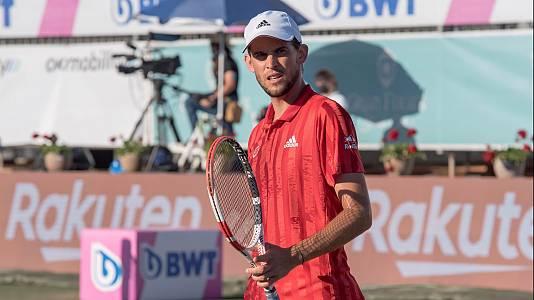 ATP 250 Torneo Mallorca: Adrian Mannarino - Dominic Thiem