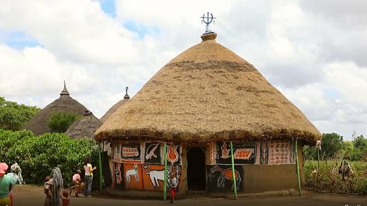 Etiopía: La tribu Alaba