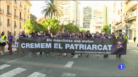 L'Informatiu Comunitat Valenciana 1 - 23/06/21