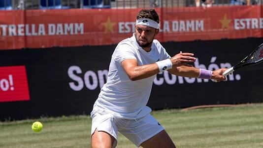 ATP 250 Torneo Mallorca: Pablo Carreño - Jiri Vesely