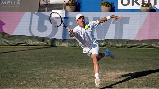 ATP 250 Torneo Mallorca: Stefano Travaglia - Roberto Bautist