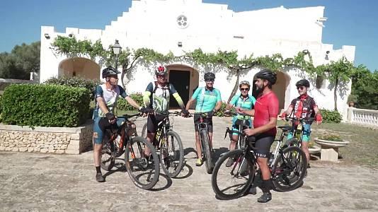 Bike Man descubriendo Menorca - Programa 4