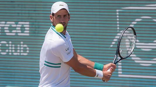 ATP 250 Torneo Mallorca: Djokovic/Gómez - Marach/Qureshi