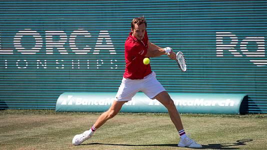 ATP 250 Torneo Mallorca. 1/4 Final: D. Medvedev - C. Ruud