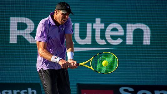 ATP 250 Torneo Mallorca. 1/4 Final: S. Querrey - R. Bautista