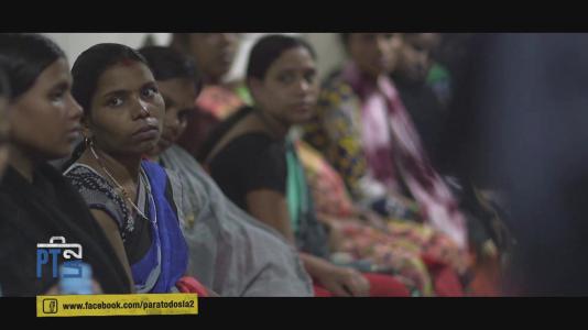 Evitar la elevada mortalidad durante el parto en India