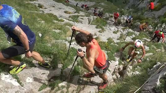 Trail - Kilómetro vertical Fuente de 2021