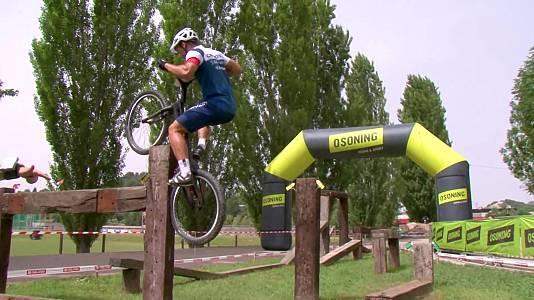 Trial - Trofeo internacional Ciudad de Vic de Trial en bici