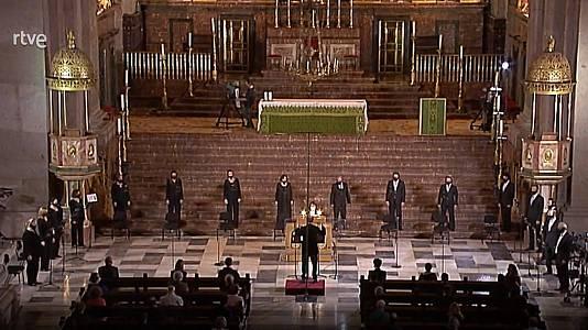 Coro RTVE: Basílica Monasterio El Escorial