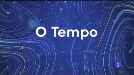El tiempo en Galicia 25-06-2021