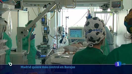 Informativo de Madrid 1  25/06/2021