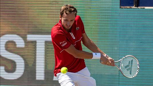 ATP 250 Torneo Mallorca. 1ª Semifinal: Medvedev - Carreño B.