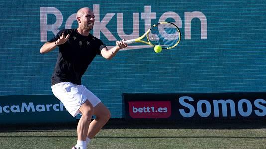ATP 250 Torneo Mallorca. 2ª Semif: S. Querrey - A. Mannarino
