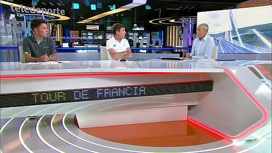 Programa Tour de Francia - 27/06/21