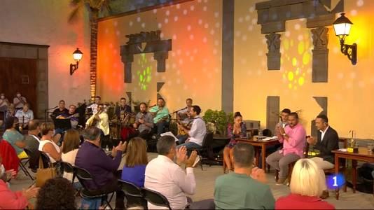Tenderete - 27/06/2021  Con los Monitores de la Escuela de folclore de Telde y Los Tendereteros con solistas.