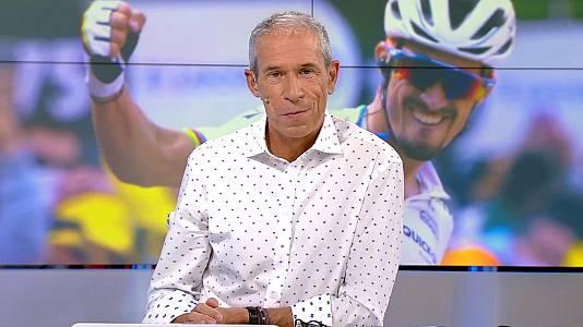 Programa Tour de Francia - 28/06/21