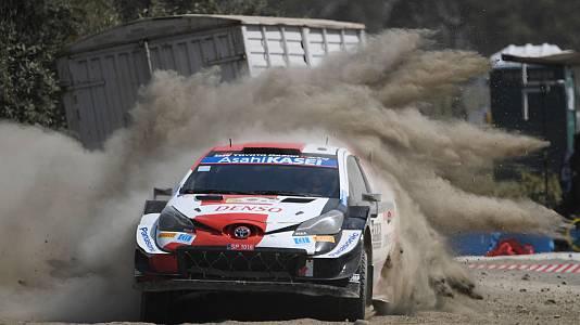 Campeonato del Mundo. Resumen Rally de Kenia