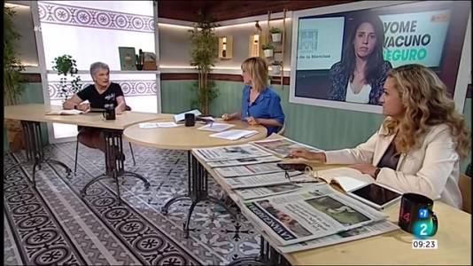 Antoni Trilla, Irene Montero i reforma de les pensions