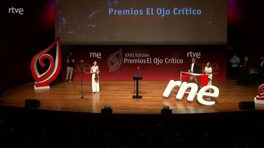 XXXI Premios 'El Ojo Crítico'