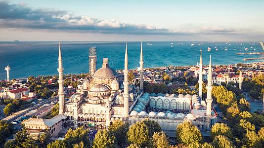 Turquía, Mar Egeo