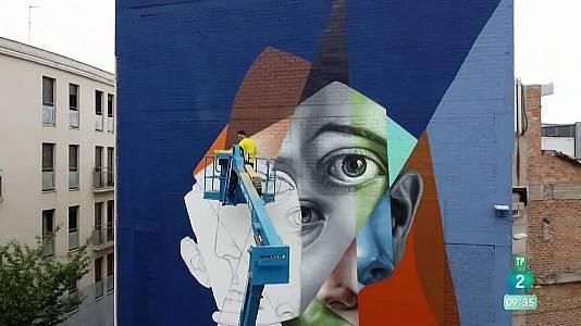 El grafiti pinta sus posibilidades de empleo