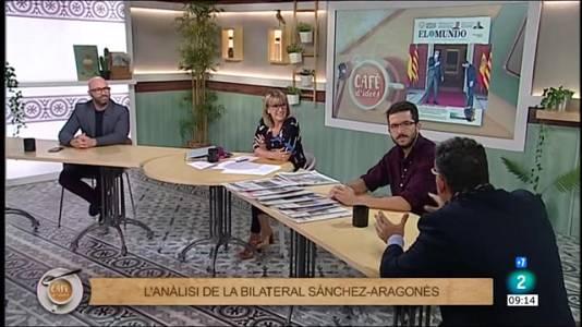 Quim Forn, Lluís Pastor i Sergio Dalma