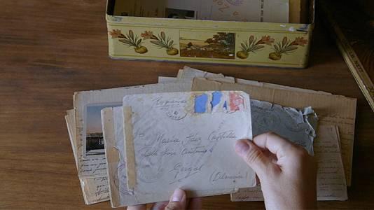 Cartas a María