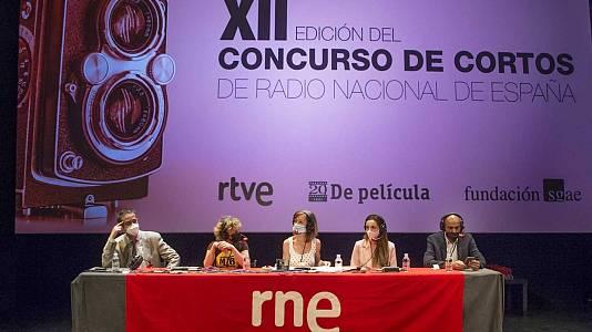 Programa especial 'De película' XII Concurso de Cortos RNE