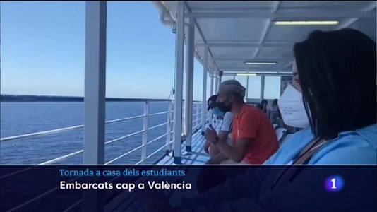 Informatiu Balear 2 - 01/07/21