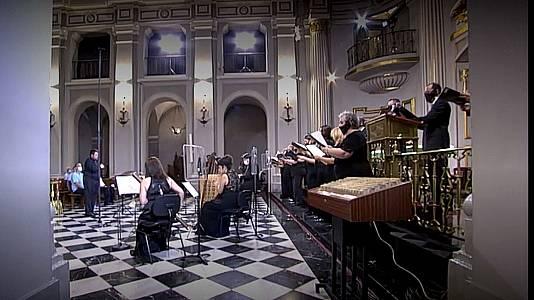 Coro RTVE: Basílica Nuestra Señora de Atocha