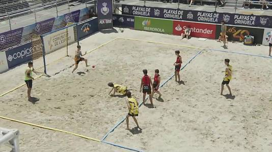 Balonmano Playa - Arena Handball Tour