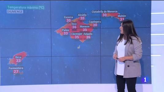 El temps a les Illes Balears - 02/07/21