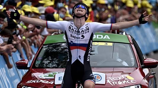 Tour de Francia. Etapa 7: Vierzon - Le Creusot