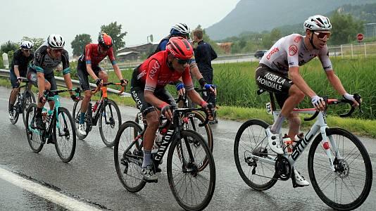 Tour de Francia. Etapa 8: Oyonnax - Le Grand-Bornand