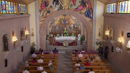 Parroquia San Eugenio. Navas del Rey (Madrid)