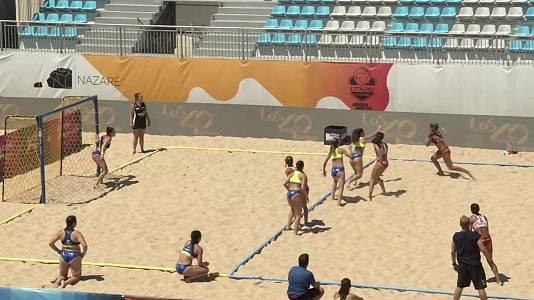 Arena Handball Tour. Final femenina